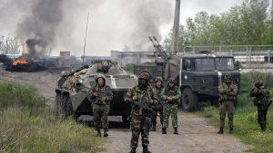 Донбасс. Оперативная лента военных событий 14.08.2017