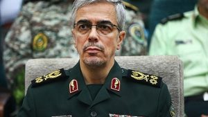 Начальник генерального штаба армии Ирана провел встречу с президентом Турции