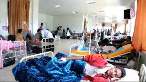 Эпидемия холеры унесла жизни 22 человек в Йемене за последние пять дней