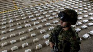 Производство кокаина в Колумбии выросла до уровня двадцатилетней давности