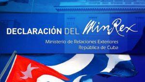 Куба заявила о спланированной операции США против властей Венесуэлы