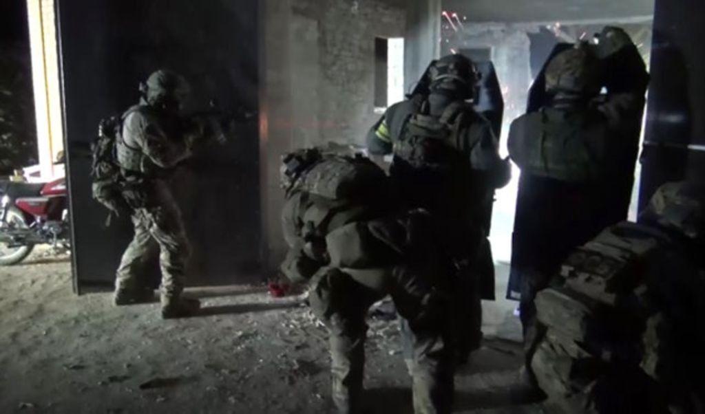 ВДагестане введён режим КТО всвязи споиском боевиков