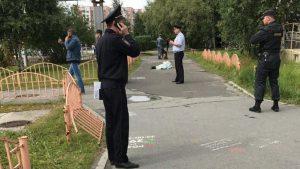 Вооруженный мужчина напал на прохожих в Сургуте
