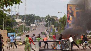 27 человек погибли в ходе протестов в ДРК