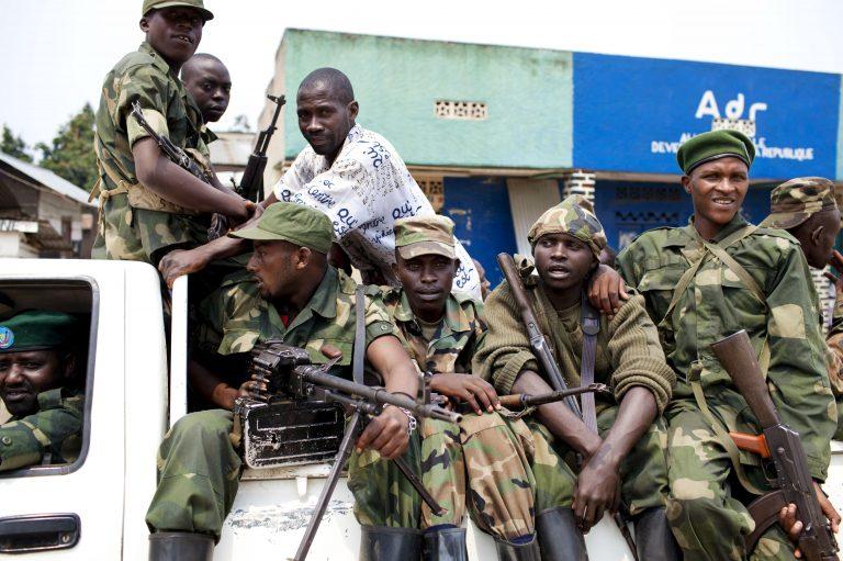 comaparison of crisis in congo with