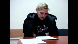 Луганчанка Настя Коваленко покинет украинские застенки согласно закону Савченко
