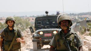 Силы безопасности Израиля убили палестинского подростка