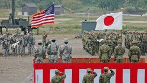 США и Япония активизируют военное сотрудничество на фоне кризиса вокруг КНДР