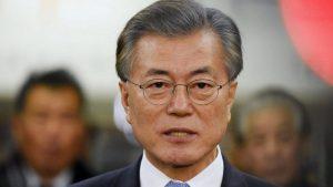 Мун Чжэ Ин: я уверен, что войны не будет