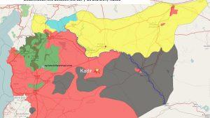 ВВС США нанесли удар по позициям армии Сирии