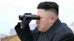 СМИ: Ким Чен Ын тайно посетил воинские части в приграничной зоне