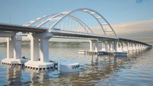 Служба Керчи: Крымский мост не влияет на число судопроходов в порты Украины