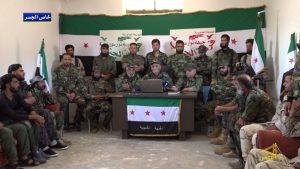 20 сирийских оппозиционных группировок создали новое объединение на Голанских высотах