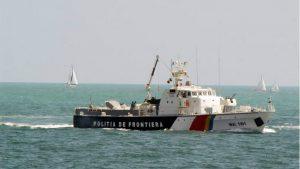 Береговая охрана Румынии задержала 70 нелегальных мигрантов