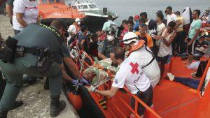 ООН: Испания не располагает ресурсами для приёма беженцев