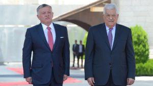 Король Иордании посетил Палестину на фоне обострения арабо-израильского конфликт
