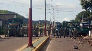 При штурме тюрьмы в Венесуэле погибло 35 заключенных