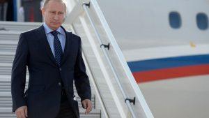 Путин прибыл в Будапешт на переговоры с венгерским премьером Орбаном