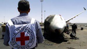 Красный Крест направит первую гуманитарной помощи в Йемен