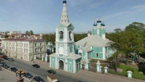 Депутат Заксобрания Петербурга обжаловал в ФАС передачу РПЦ Сампсониевского собора