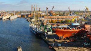 В Калининграде построят несколько кораблей для военного флота Индии