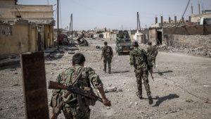 Сводка событий в Сирии за 19 августа 2017 года