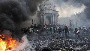 Активистка Майдана: Путин, верните нам Януковича