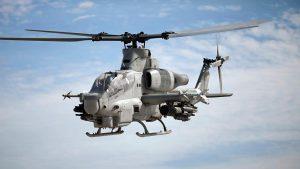 Румыния будет самостоятельно собирать вертолеты AH-1Z Viper