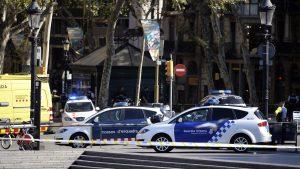 Четвертый подозреваемый в терактах задержан в Испании