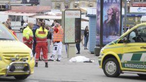 СМИ: Совершивший атаку на пешеходов в Турку был сторонником радикальных идей