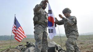 Главы военных ведомств США и Южной Кореи проведут встречу в ближайшее время