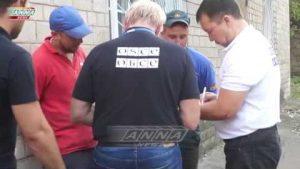 В Донецке под обстрелом погиб сотрудник МЧС ДНР