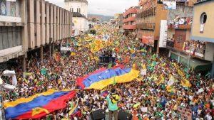 Лавров заявил, что кризис в Венесуэле должен быть решен без давления извне