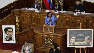 Конституционная ассамблея Венесуэлы перенимает функции парламента страны