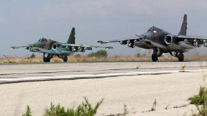 ВКС России за неделю уничтожили в Сирии более 730 объектов террористов