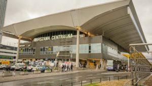 В Варшаве эвакуируют Центральный вокзал