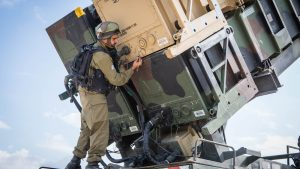 Израиль заявил об уничтожении беспилотника иранского производства