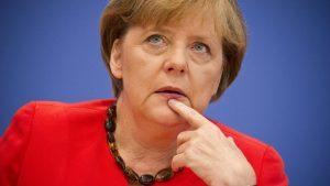 Меркель назвала главное условие формирования коалиции ХДС с СДПГ