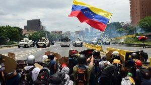 МИД РФ: Москва выступает против силового вмешательства в Венесуэлу