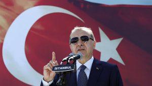 Эрдоган заявил о встрече с Путиным 28 сентября