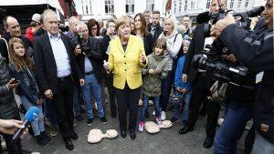 Меркель: G7 готова ужесточить санкции против России
