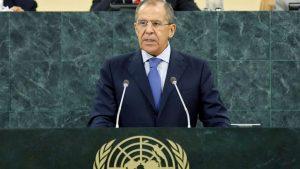 Лавров: НАТО стремится воссоздать климат холодной войны.