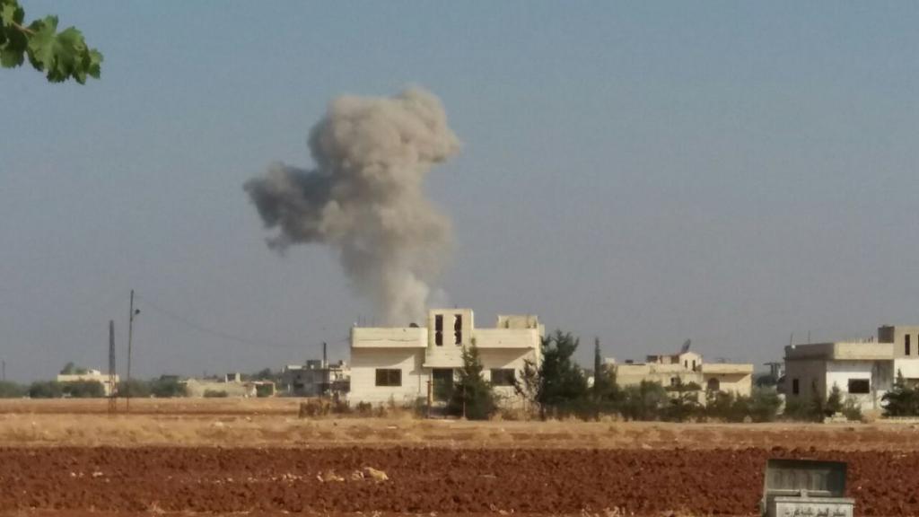 Сирия. Оперативная лента военных событий 20.09.2017
