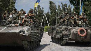 Донбасс. Оперативная лента военных событий 25.09.2017