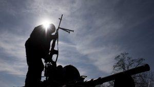 Донбасс. Оперативная лента военных событий 22.09.2017