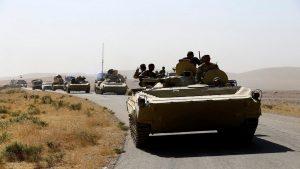 Армия Ирака начала операцию по освобождению анклава Хавиджи