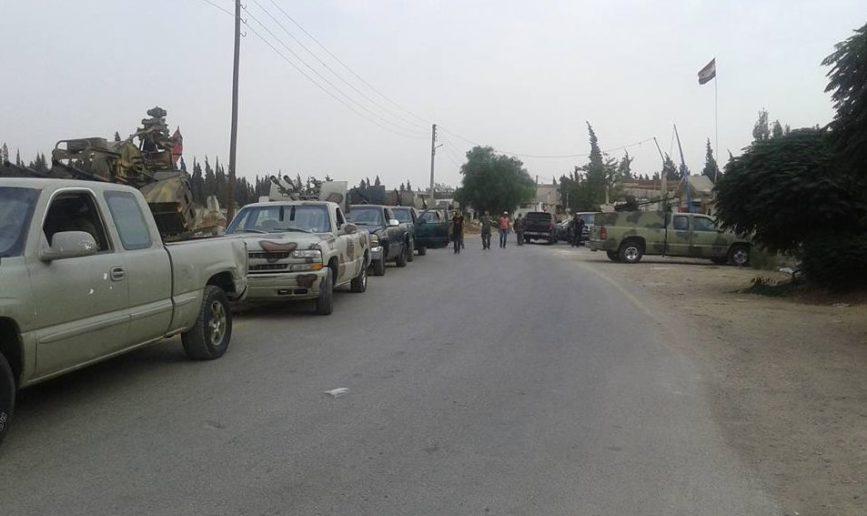 Сводка событий в Сирии за 17 сентября 2017 года