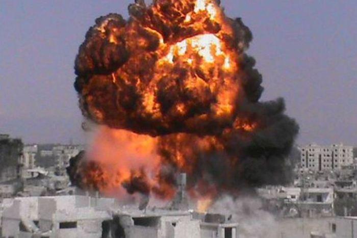 Сводка событий в Сирии за 21 сентября 2017 года