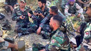 Сводка событий в Сирии за 24 сентября 2017 года