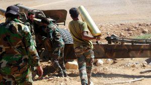 Сводка событий в Сирии за 19 сентября 2017 года
